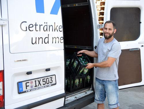 Getränke Lieferservice - IXI Getränke Frankfurt Hausen Rödelheim