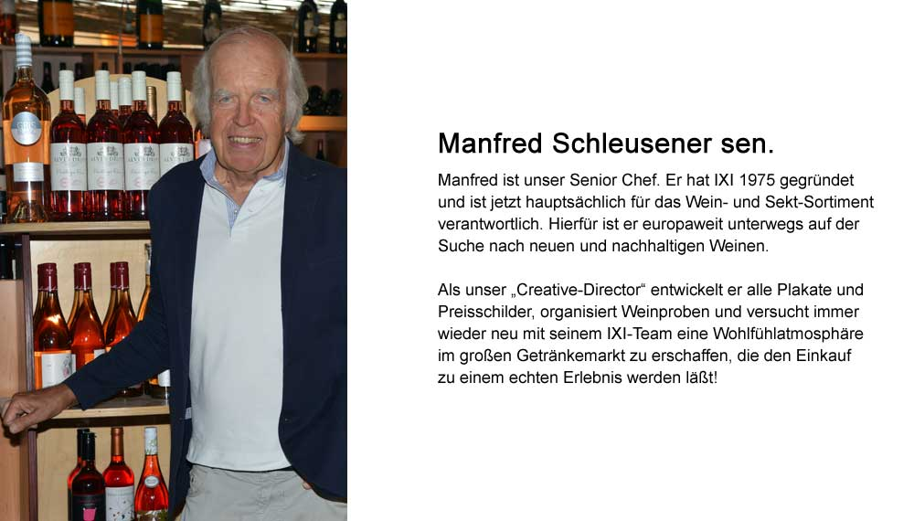 Verleihservice - IXI Getränke Frankfurt Hausen Rödelheim